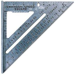 Swanson Tool Tri Square