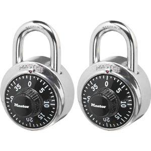 Master Lock Shim Combination Lock