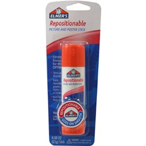 Elmers Products Repositionable Glue Stick