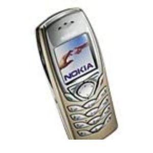 Nokia Silver Mobile Phone