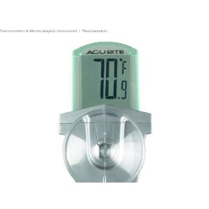 Acurite Window Mount Outdoor Thermometer