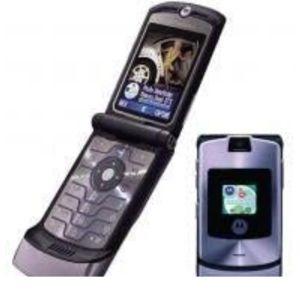Motorola Razr Flip Phone
