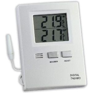 Green Wash Ltd Car Window Thermometer