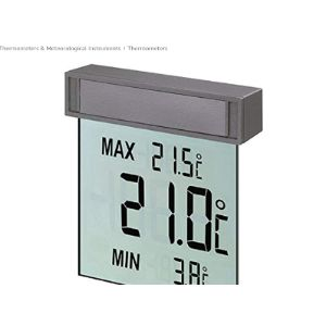 Green Wash Ltd Electronic Max Min Thermometer