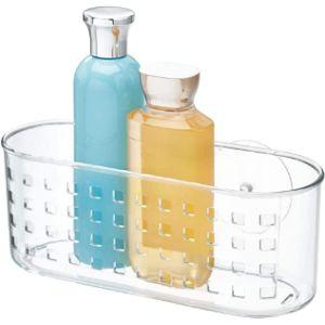 Visit The Interdesign Store Suction Cup Bathroom Shelf