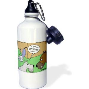 3Drose Vacuum Cleaner Water Bottle