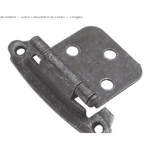 Hickory Hardware Pewter Hinge