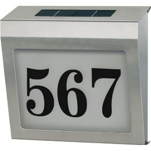 Brennenstuhl Display House Number