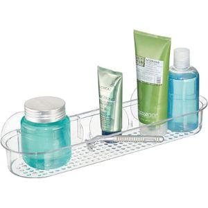 Interdesign Suction Cup Bathroom Shelf