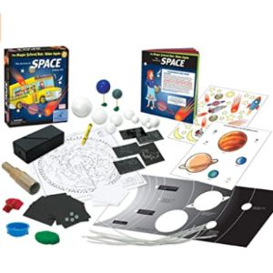The Young Scientists Club Space Science Experiment