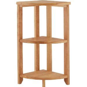 Premier Housewares Table Corner Shelf