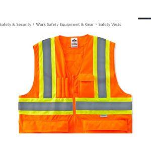 Ergodyne X Back Safety Vest