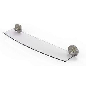 Allied Brass Satin Nickel Bathroom Shelf
