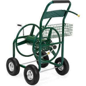 Best Choice Products Heavy Duty Garden Hose Reel