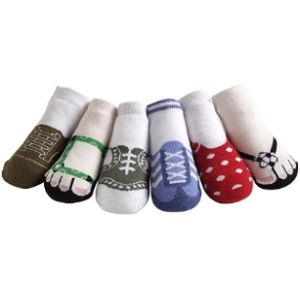 Jazzy Toes Toe Sock