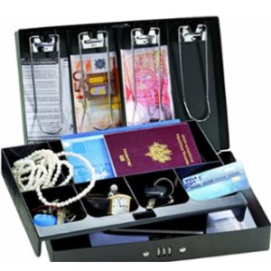 Master Lock Petty Cash Box Combination Lock