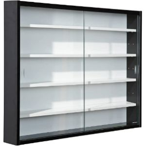 Inter Link Glass Shelf Display Cabinet