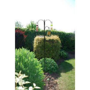 Kingfisher Hanger Window Bird Feeder