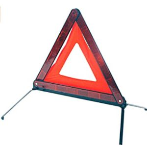 Emergency Hazard Triangle