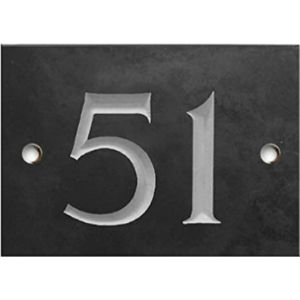Numbers & Name By Atlantic Hardware House Number