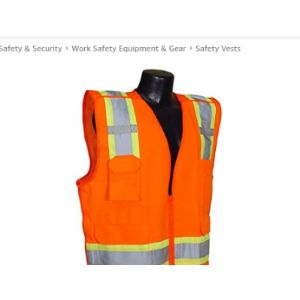 Radians Breakaway Safety Vest