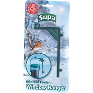 Supa Hanger Window Bird Feeder