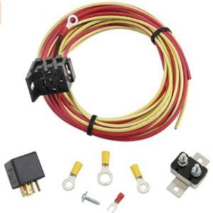 Mr. Gasket Wiring Kit Electric Fuel Pump