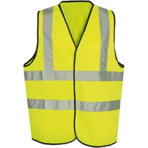 Schoolwearunited.Co.Uk High Visibility Vest Child