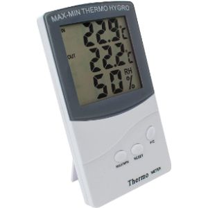 Visit The Trixes Store Digital Hygrometer Min Max Thermometer