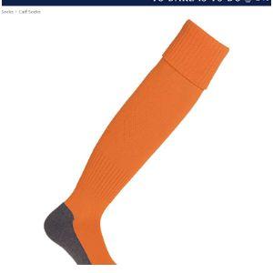 Uhlsport Orange Sock