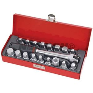 Neilsen Tools Square Key Set
