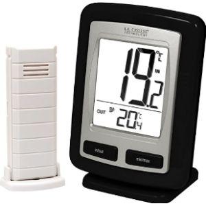 La Crosse Technology Indoor La Crosse Outdoor Thermometer