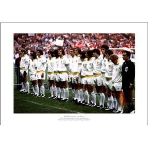 Leeds United Classic Football Photo
