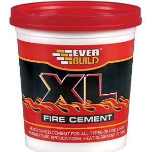 Sika Mortar Fire Resistant Cement