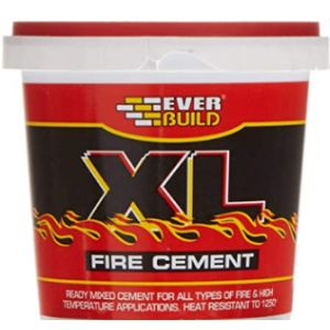 Everbuild Fireplace Cement