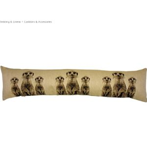 Evans Lichfield Pad Draught Excluder Cushion
