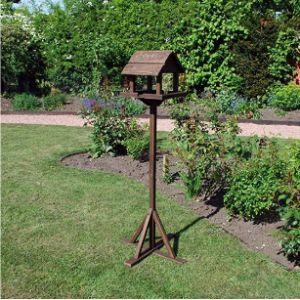 Kingfisher Deluxe Bird Table