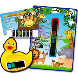 Colour Change Products Baby Wall Thermometer