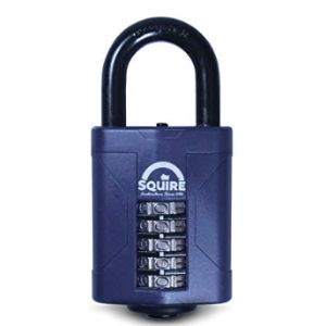 Three Number Combination Lock