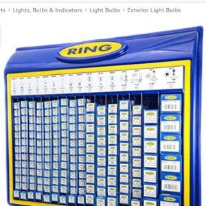 Ring Automotive Ltd Halogen Inspection Lamp
