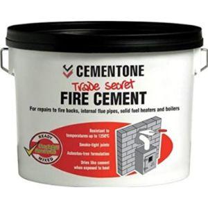Cementone Application Fire Cement