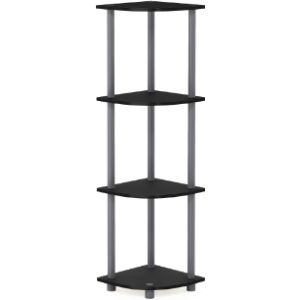Furinno Corner Standing Without Shelves