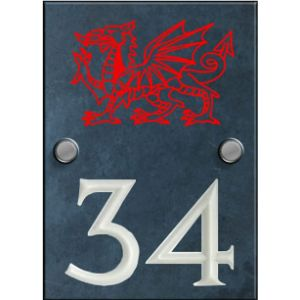 Numbers & Name By Atlantic Hardware Required House Number