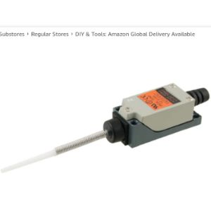 Sourcing Map Purpose Limit Switch