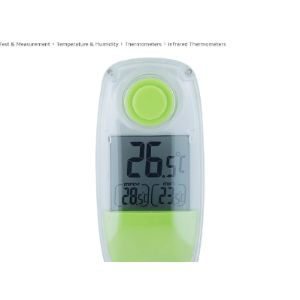 Lifemax Thermometer Window