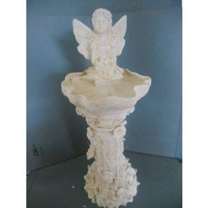 Shimmers Angel Bird Bath