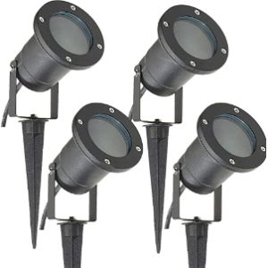 Long Life Lamp Company Flood Light Spike
