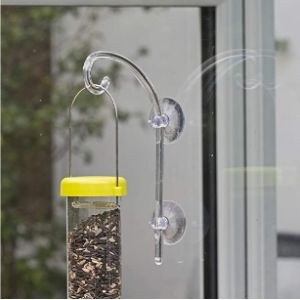 Jacobi Jayne Hanger Window Bird Feeder
