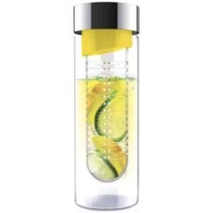 Asobu Fruit Infused Water Bottle Glass