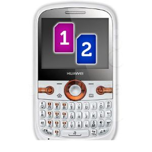 Huawei Gsm Qwerty Phone